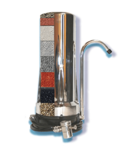 Countertop Alkaline Water Filter